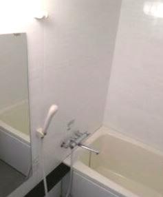 【浴室】蜆塚ハイムA