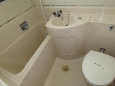 【浴室】コスモハイツ坂戸