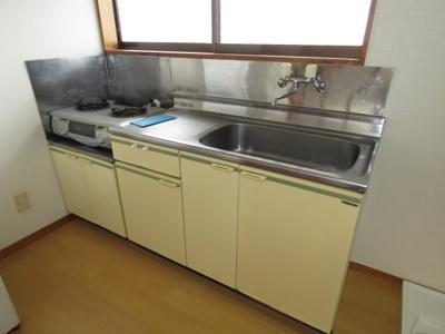 【キッチン】コスモハイツ坂戸