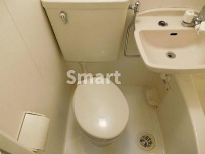 【トイレ】リュウズアパートメント
