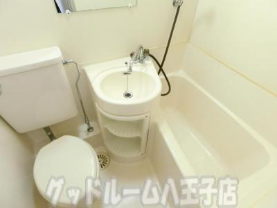 【浴室】サンアベニューめじろ台
