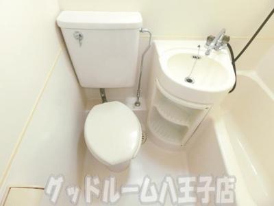 【トイレ】サンアベニューめじろ台