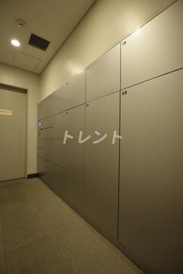 【ロビー】ミレニアムガーデンコート