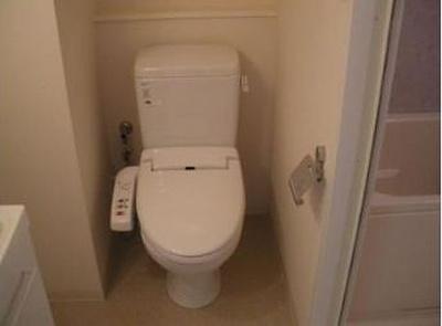 【トイレ】リージア代々木