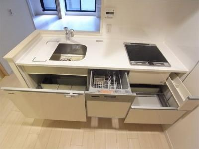 【キッチン】ワコーレ神戸三宮マスターズレジデンス
