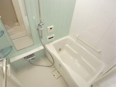 【浴室】ワコーレ神戸三宮マスターズレジデンス