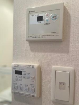 【設備】プレサンス大阪福島レシェンテ
