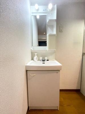 【洗面所】福島プライム