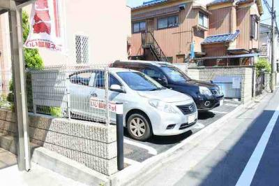 【駐車場】カレント