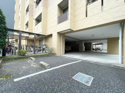 【駐車場】エステムプラザ梅田WEST