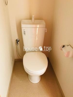 【トイレ】ハイツコンフォート