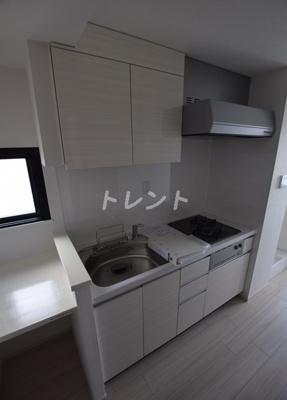 【キッチン】ライトテラス秋葉原