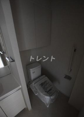 【トイレ】ライトテラス秋葉原