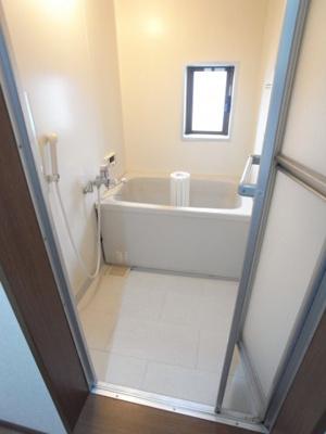 【浴室】ルーエックⅠ