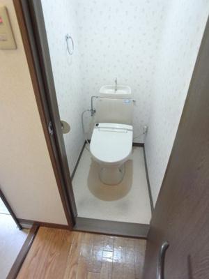 【トイレ】ルーエックⅠ