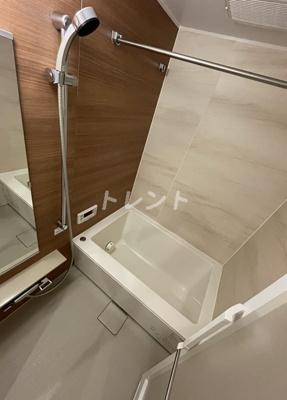 【浴室】パークハビオ秋葉原エスト