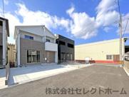 福山市大門町:デザイン&機能性に拘ったハイクオリティな新築戸建オール電化の画像