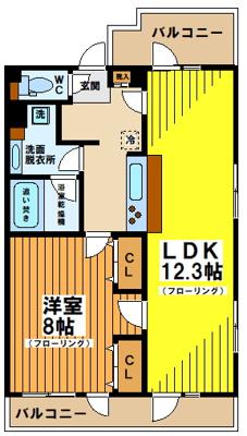 【外観】B CITY ART RESIDENCE KITAZAWA