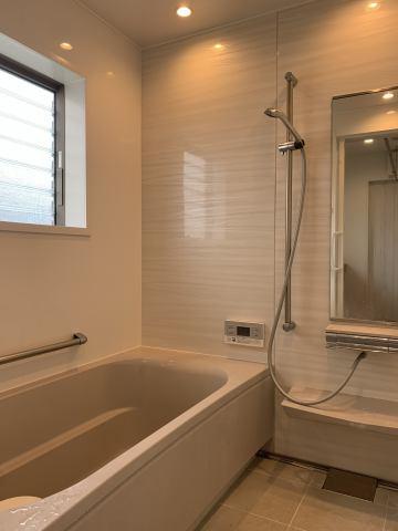 【浴室】【平屋】宮崎市平和が丘北町中古住宅