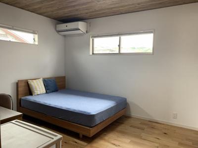 【寝室】【平屋】宮崎市平和が丘北町中古住宅