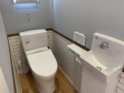 【トイレ】【平屋】宮崎市平和が丘北町中古住宅