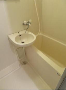 【浴室】マーブルハイツ