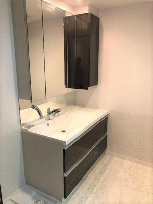 【独立洗面台】サングレート別府の杜アルカンフォール
