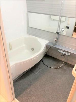 【浴室】サングレート別府の杜アルカンフォール