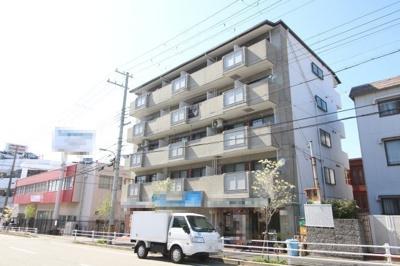【外観】石屋川ロイヤルハイツ