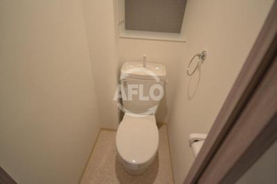 プレサンス立売堀アーバンスタイル トイレ