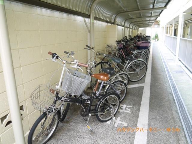 管理体制良好な大型駐輪場!!