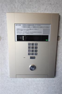 【セキュリティ】アール大阪グランデ