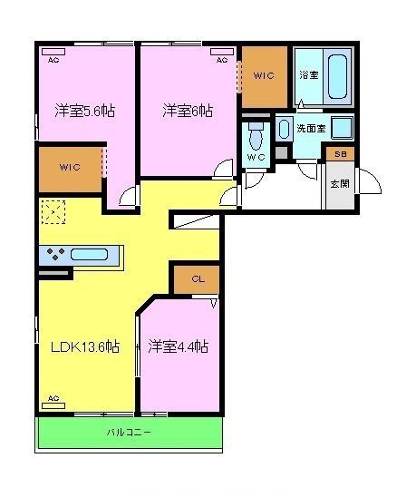 仮称D-room日置荘西町