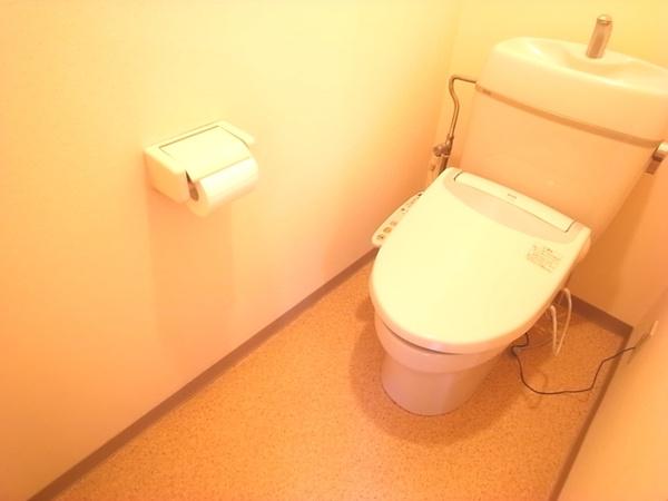 【トイレ】■世田谷ハイム