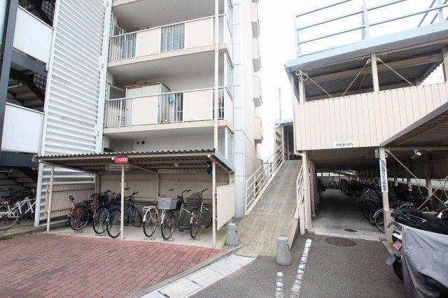 【設備】日商岩井リバーサイドマンションA棟