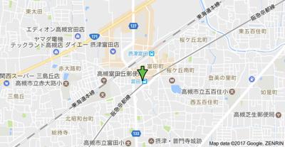 【地図】サクラハウス (株)Roots