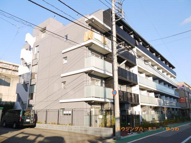 【外観】ハーモニーレジデンス東京アーバンスクエア