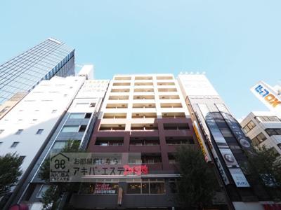 【外観】メインステージ秋葉原駅前