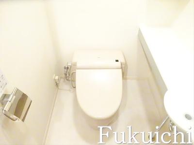 【トイレ】パークサイド碑文谷
