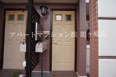 【玄関】アネックス