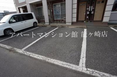 【駐車場】アネックス