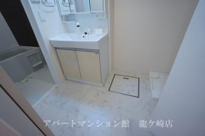 【洗面所】ピッコリーノ