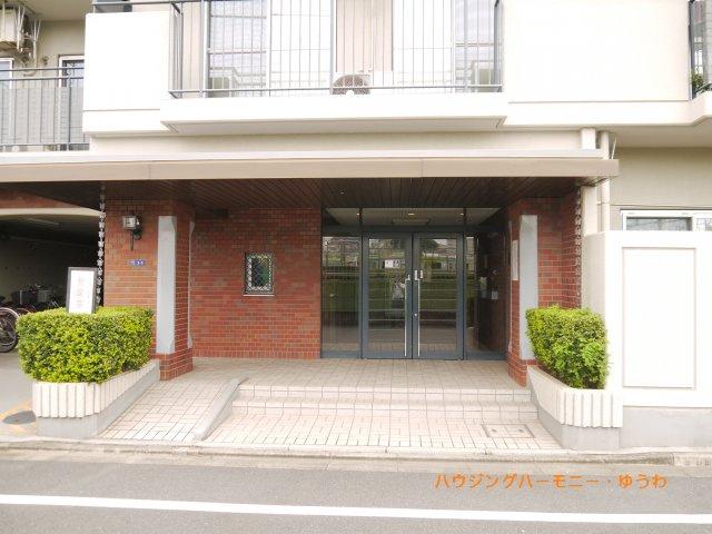 【エントランス】昭和町グリーンハイツ