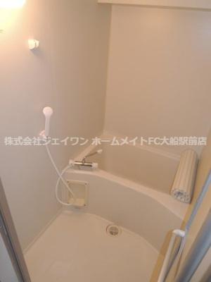 【浴室】コンフォート本郷台B