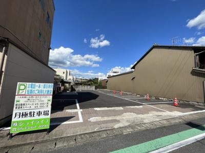 中津川駅駅から徒歩5分の立地です