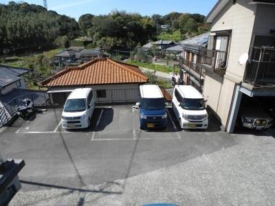 【駐車場】山下アパートA