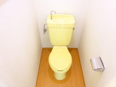 【トイレ】坂の上ハイツ