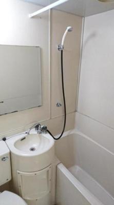 【浴室】メゾンベール