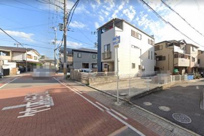 【前面道路含む現地写真】堺市堺区榎元町 土地
