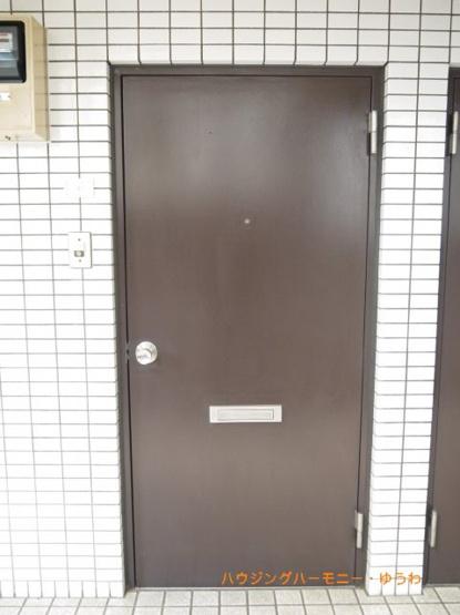 【玄関】セントヒルズ椎名町